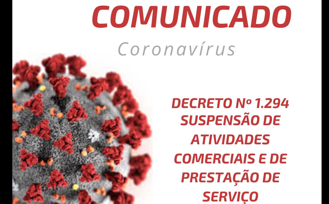 Foto de capa da notícia: Administração de Ipê publica novo decreto sobre o COVID-19