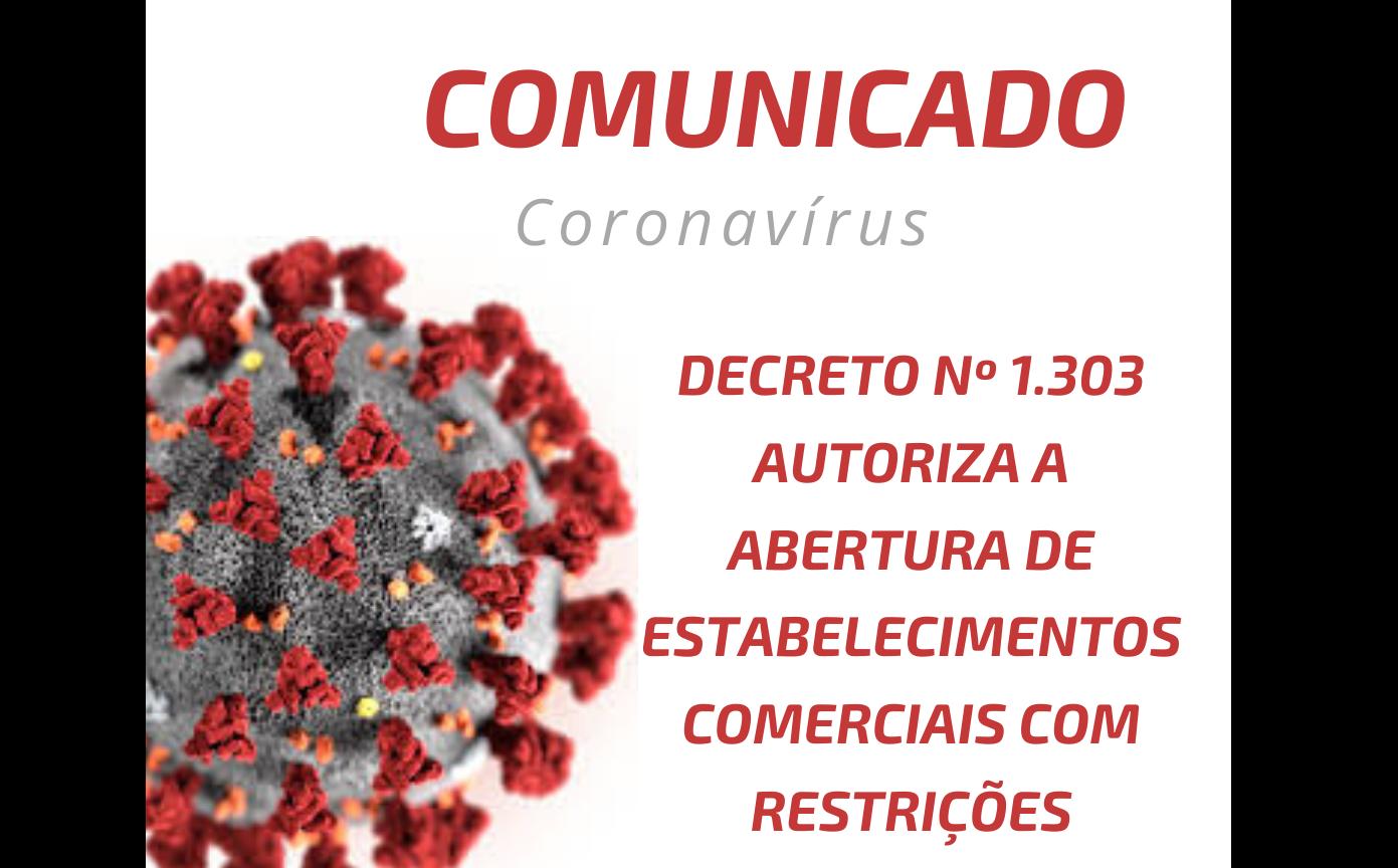 Foto de capa da notícia Administração de Ipê autoriza abertura do comércio com restrições