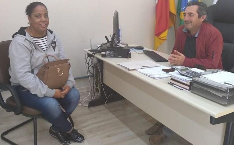 Foto de capa da notícia Nova médica em Ipê
