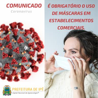 Foto de capa da notícia: ATENÇÃO POPULAÇÃO IPEENSE