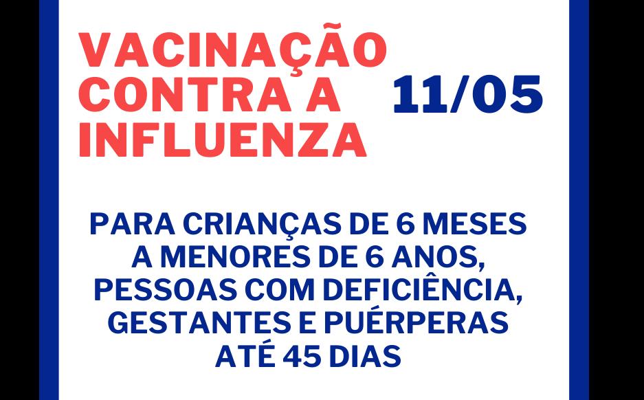 Foto de capa da notícia Dia D de vacinação contra a gripe foi cancelado pelo Ministério da Saúde