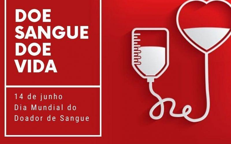 Foto de capa da notícia Campanha de doação de sangue em Ipê