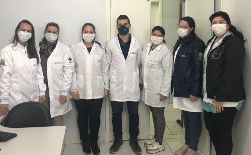 Foto de capa da notícia Secretaria da Saúde e Assistência Social conta com dois novos médicos