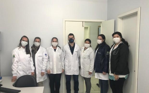 Foto de capa da notícia: Secretaria da Saúde e Assistência Social conta com dois novos médicos