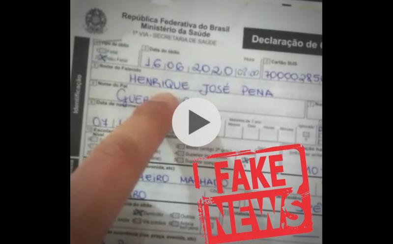 Foto de capa da notícia NOTA OFICIAL DE ESCLARECIMENTO