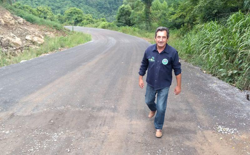 Foto de capa da notícia: Prefeito Valério Marcon entrega administração com saldo positivo de R$ 2,4 milhões