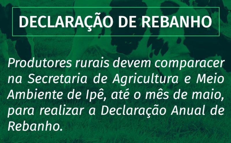 Foto de capa da notícia Atenção criadores de gado