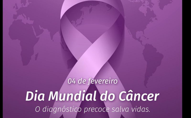 Foto de capa da notícia Dia Mundial do Câncer