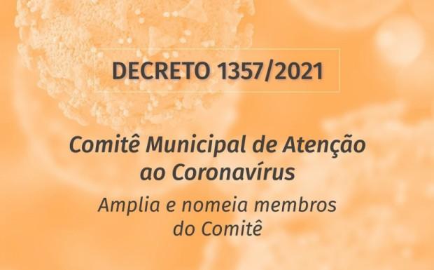Foto de capa da notícia: COMITÊ MUNICIPAL DE ATENÇÃO AO CORONAVÍRUS É AMPLIADO.