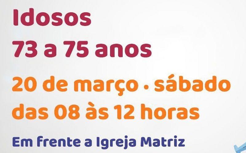 Foto de capa da notícia ACONTECE NESTE SÁBADO O SEGUNDO DRIVE TRHU DE VACINAÇÃO!