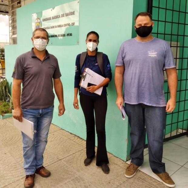 Foto de capa da notícia: FISCALIZAÇÃO ORIENTARÁ A COMUNIDADE