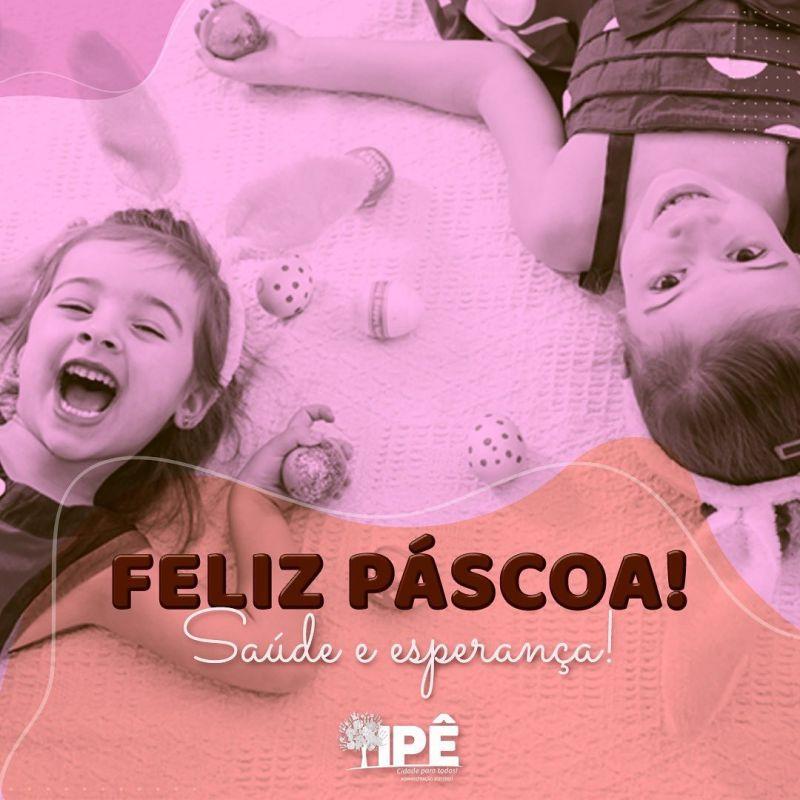 Foto de capa da notícia SAÚDE E ESPERANÇA!