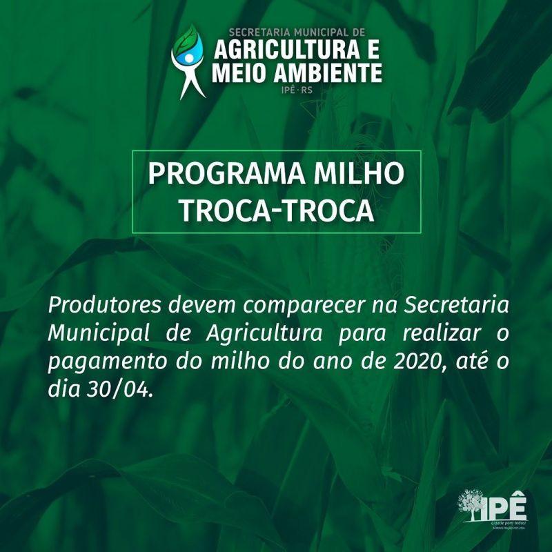 Foto de capa da notícia ATENÇÃO PRODUTORES!
