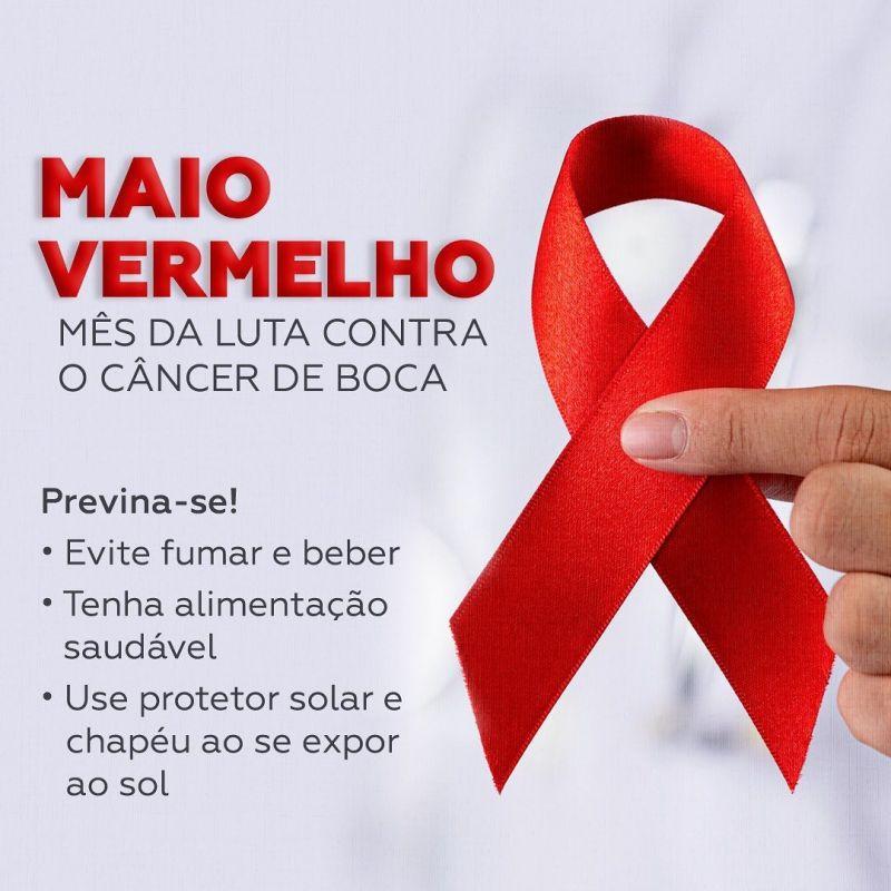 Foto de capa da notícia MAIO VERMELHO É A PAUTA DAS AGENTES DE SAÚDE