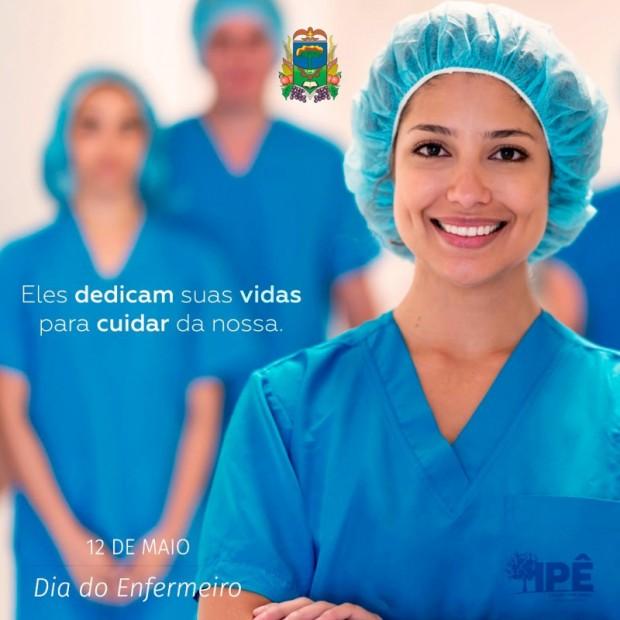 Foto de capa da notícia: DIA DO ENFERMEIRO