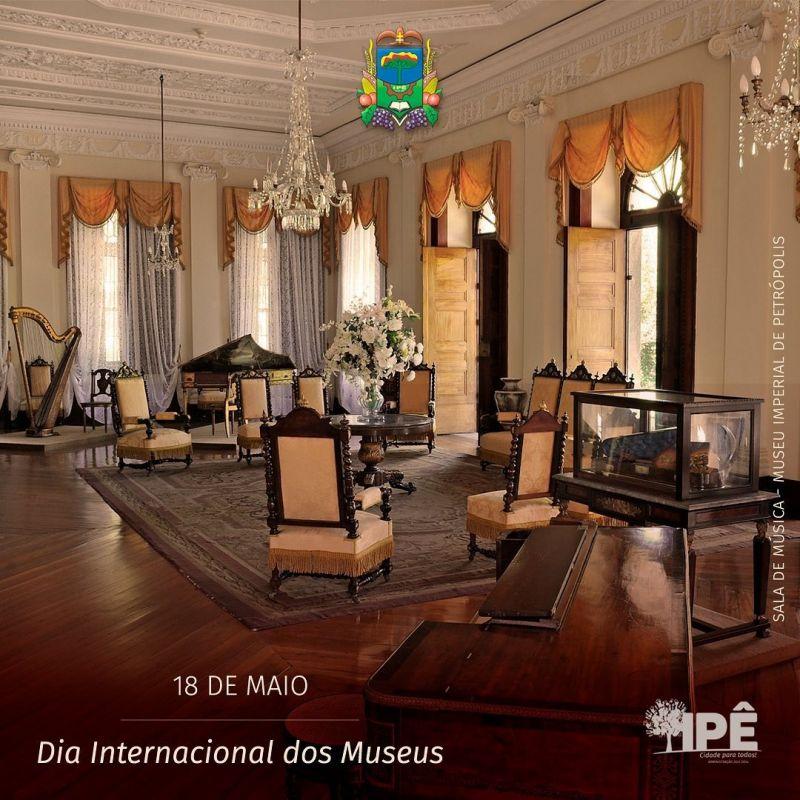 Foto de capa da notícia DIA INTERNACIONAL DOS MUSEUS