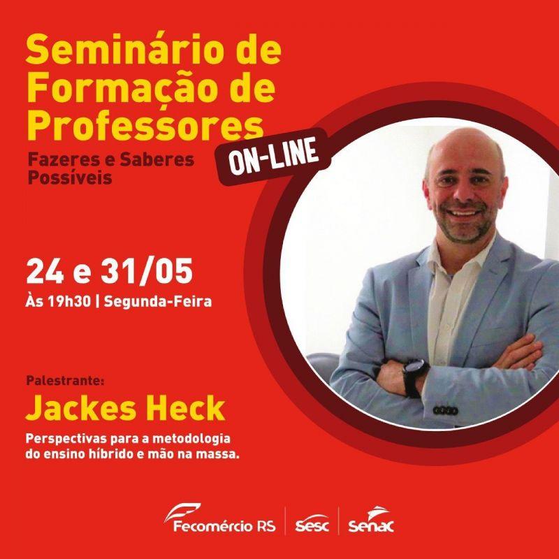 Foto de capa da notícia: SECRETARIA DE EDUCAÇÃO REALIZA FORMAÇÃO DE PROFESSORES