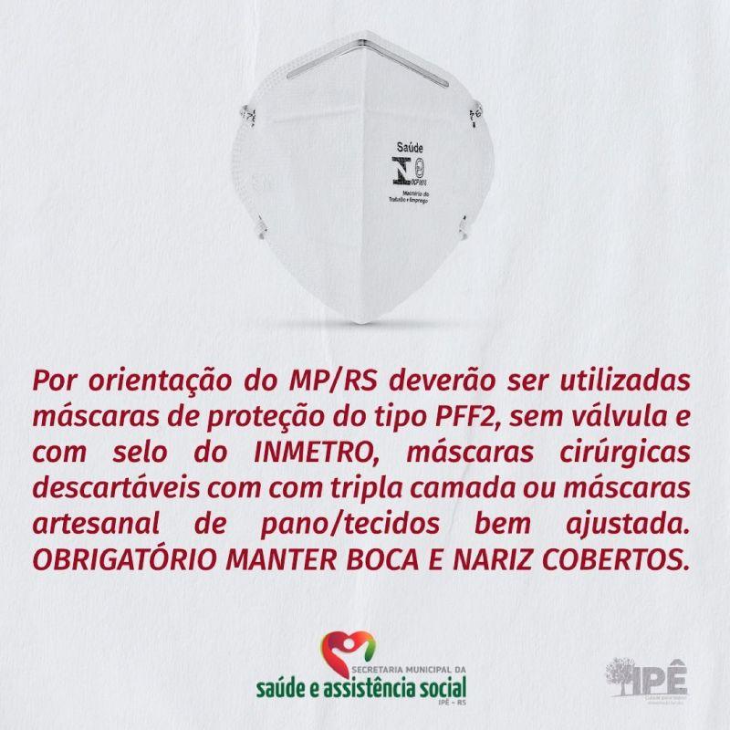 Foto de capa da notícia USO CORRETO DA MÁSCARA É O PRINCIPAL ALIADO NA PROTEÇÃO CONTRA O CORONAVÍRUS