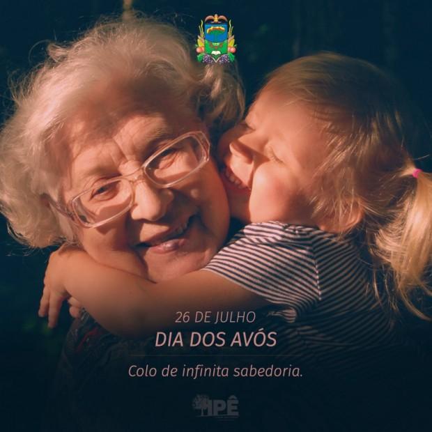 Foto de capa da notícia: DIA DOS AVÓS