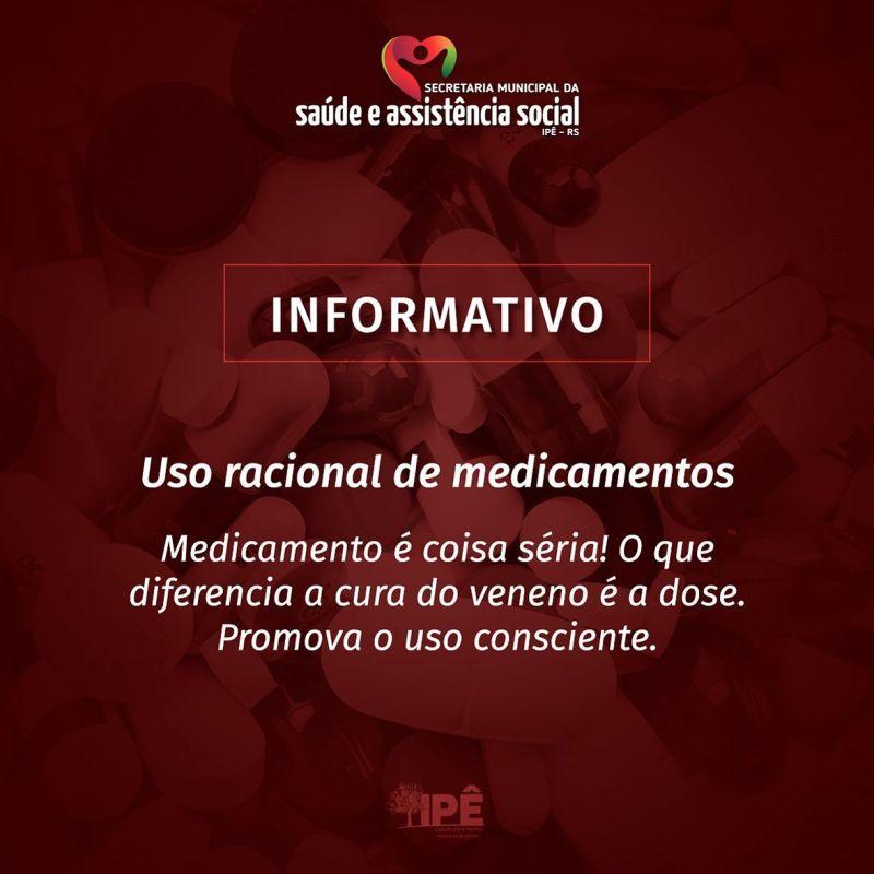 Foto de capa da notícia: USO RACIONAL DE MEDICAMENTOS É A PAUTA DAS AGENTES DE SAÚDE