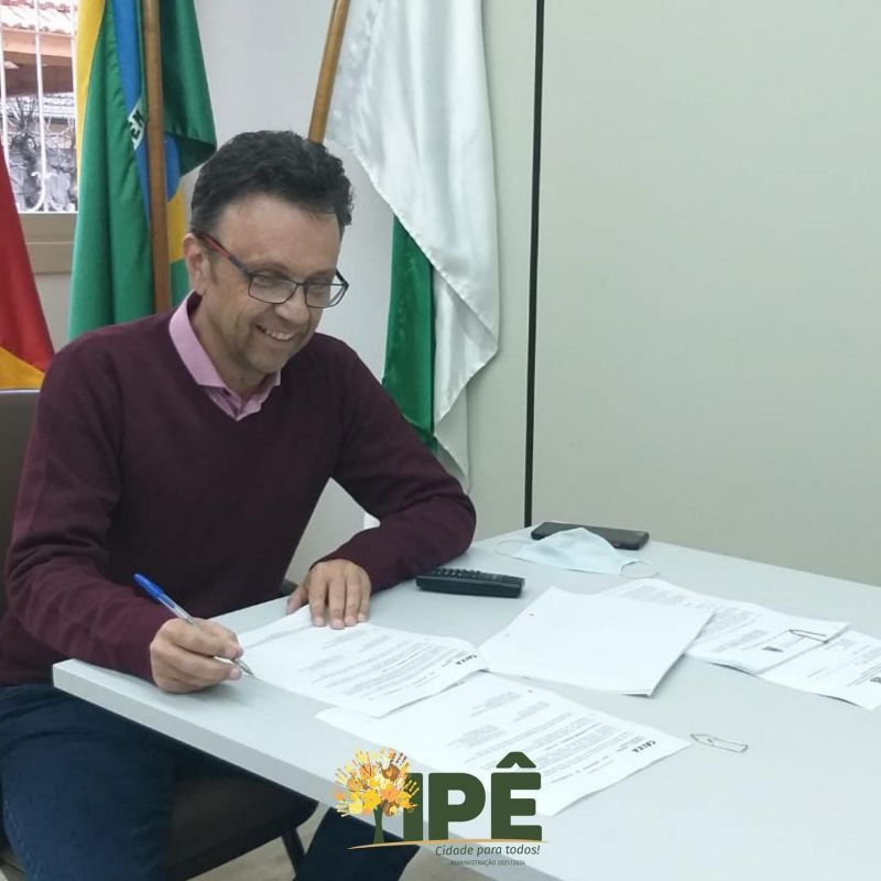 Foto de capa da notícia MUNICÍPIO RECEBE EMENDA PARLAMENTAR