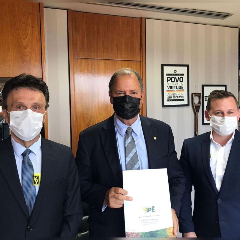 Foto de capa da notícia MANHÃ PRODUTIVA EM BRASÍLIA