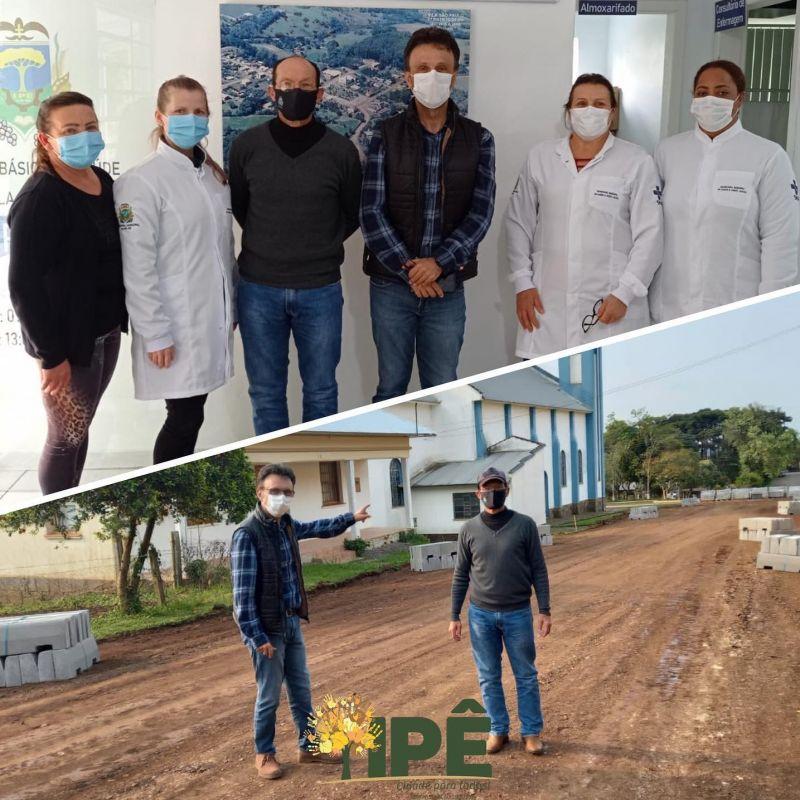 Foto de capa da notícia GABINETE PELO INTERIOR