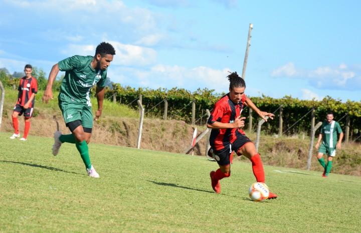 Na primeira rodada o Ferroviário venceu o E.C Gaúcho por 4 x 0