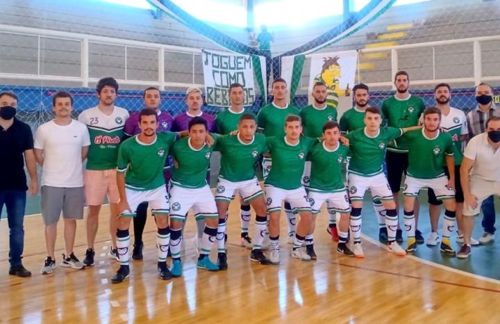 Equipe finalista do Alfredão Camp Nei
