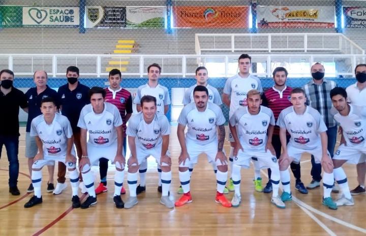 Equipe finalista do Bola Bola