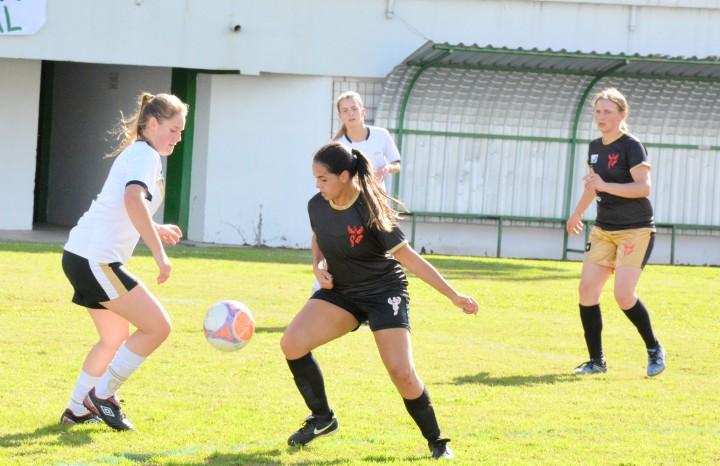 Futebol 7 vem mantendo a participação entre quatro ou cinco equipes
