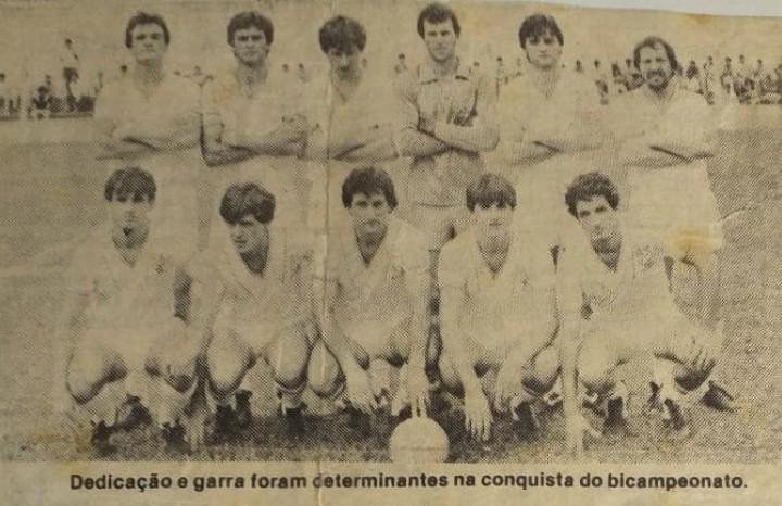 C.E.R Cruzeiro campeão em 1983