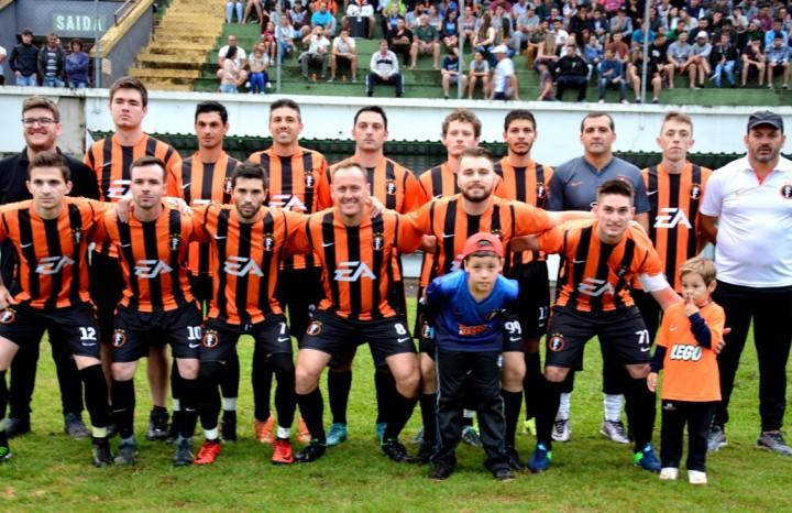 A conquista de 2018 da equipe do Madruga foi de forma invicta e com 100% de aproveitamento