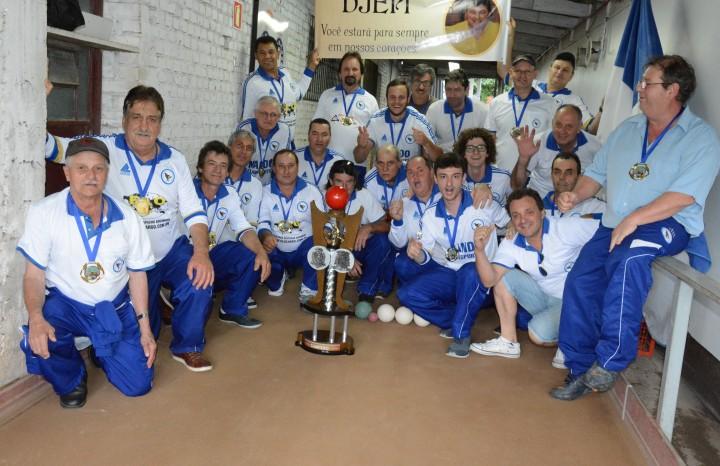 Em 2018 o Morro do Sabiá conquistou o 5º título ao derrotar a equipe da Divisa na decisão