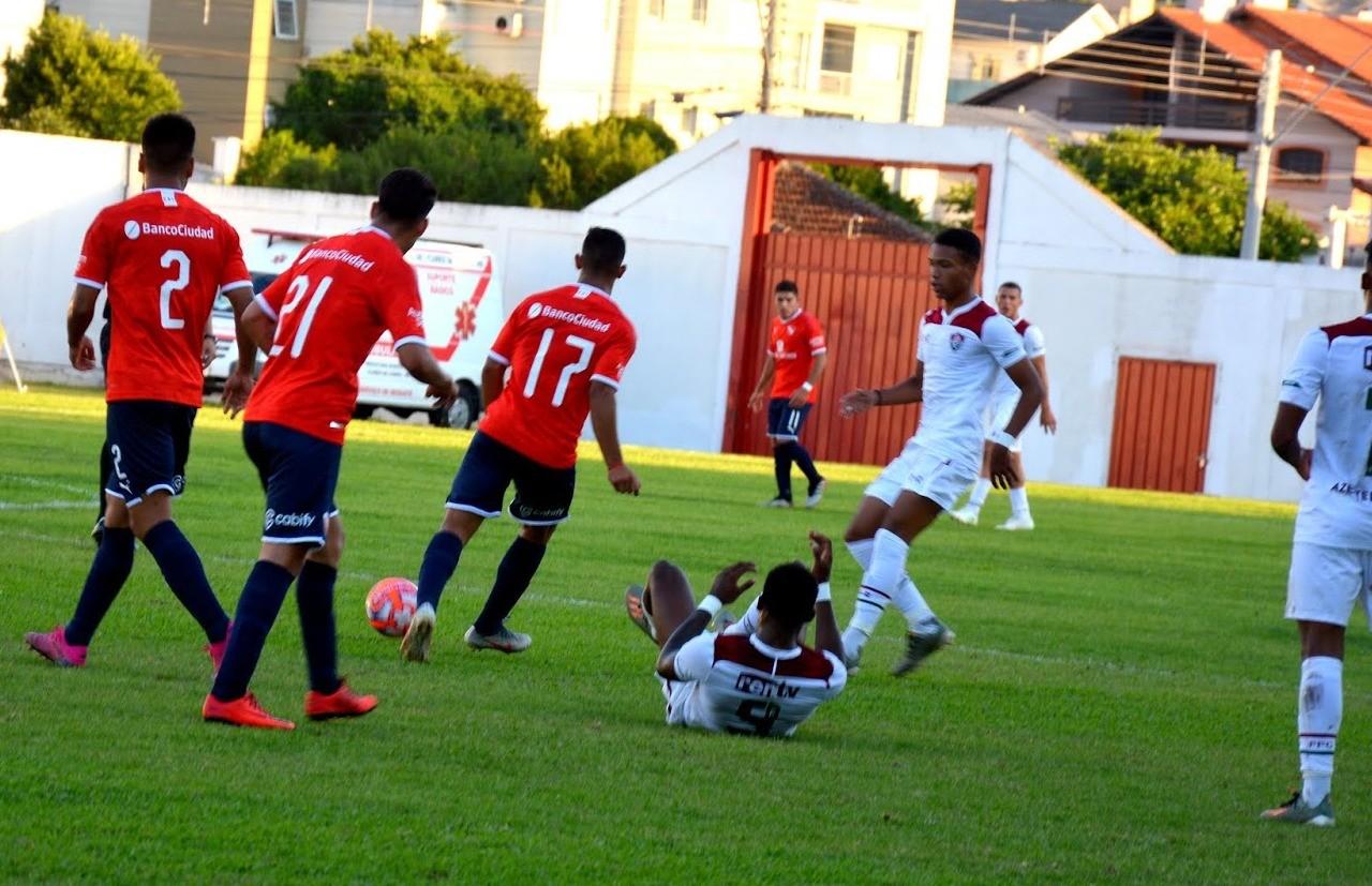 Independente e Athletico-PR garantem vaga na Copa Ipiranga Sub-20