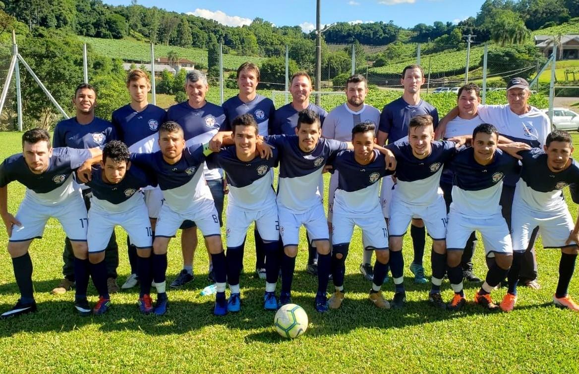 Loteamento Jorge Baggio conquista o título inédito e invicto do futebol 7 de Nova Pádua