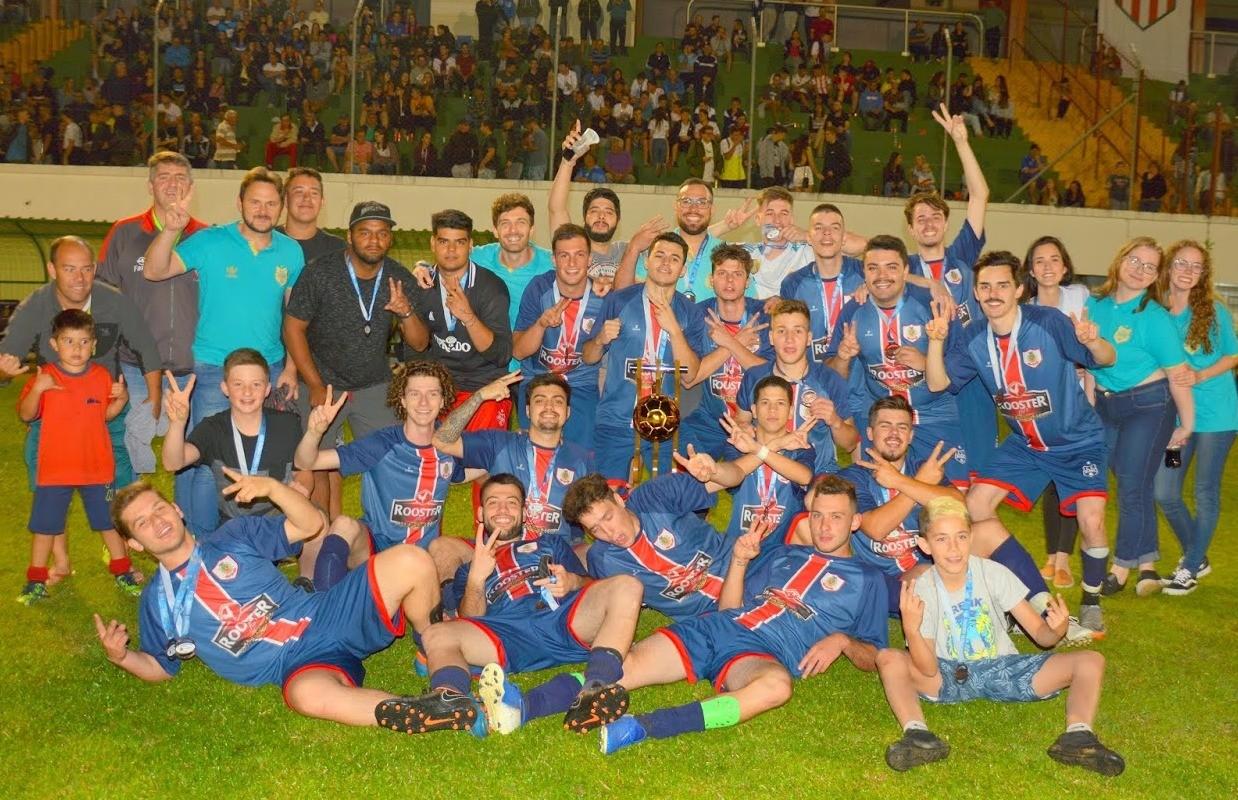 São Miguel é bicampeão do futebol de campo juniores de Flores da Cunha