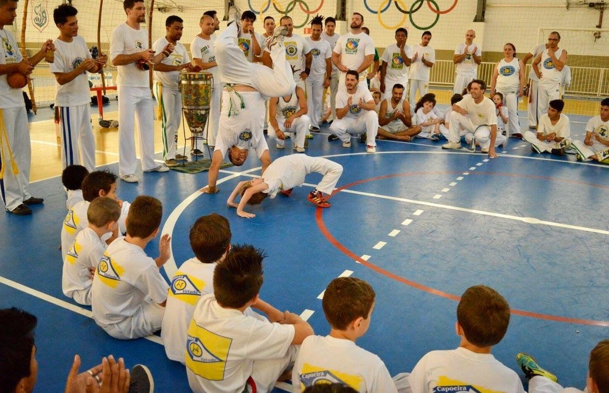 14º Batizado de Capoeira Virtude