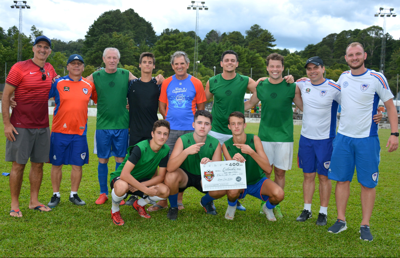 Ypiranga vence o 2º Torneio de futebol 7 da Sociedade Recreativa Aquarius