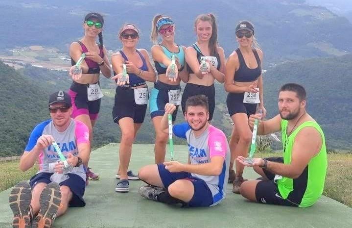 Florenses participam da etapa Trilhas e Montanhas no Ninho das Águias