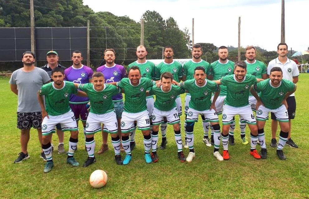 Oito equipes tem a classificação bem encaminhada no futebol 7 florense
