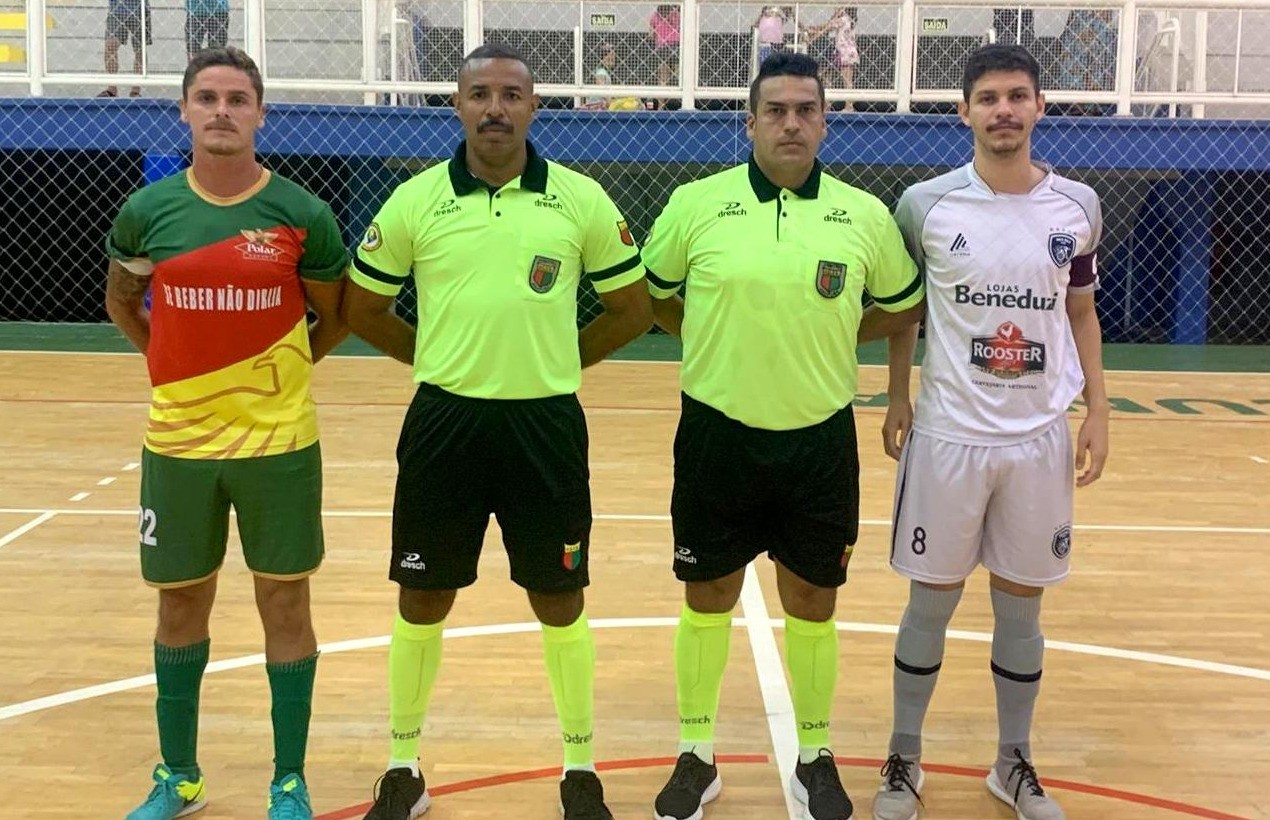 Bola Bola e Fênix decidem o título da Copa FenaVindima de futsal
