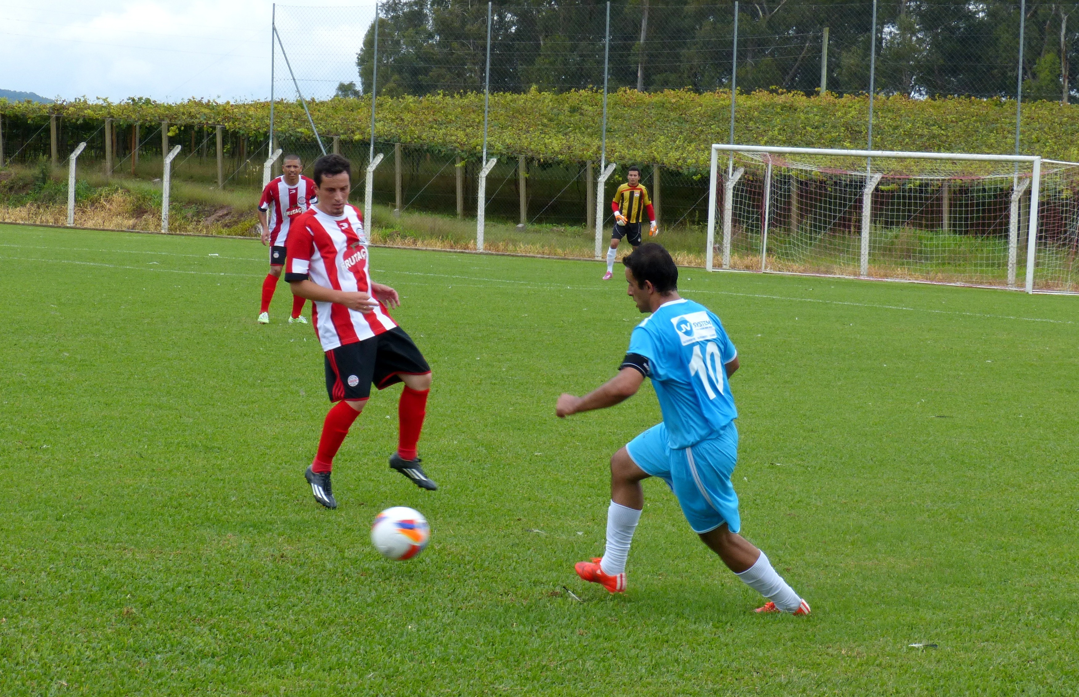 Com quatro equipes, Copa Libertadores do Nordeste Gaúcho inicia no dia 1º de março