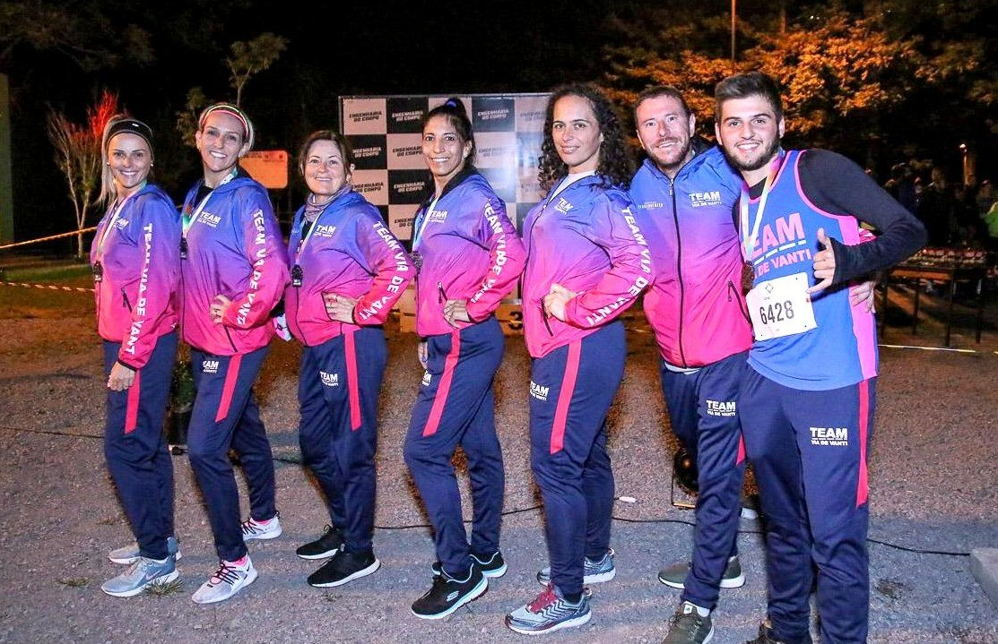 1º Night Run Engenharia do Corpo e Acorf