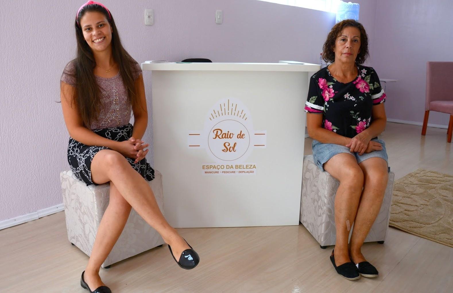 Raio de Sol Espaço da Beleza é a mais nova opção para o público feminino de Flores da Cunha e Nova Pádua