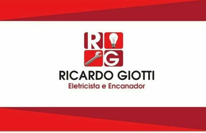 Ricardo Giotti Eletricista e Encanador é o novo parceiro do blog Piccolo Esportivo