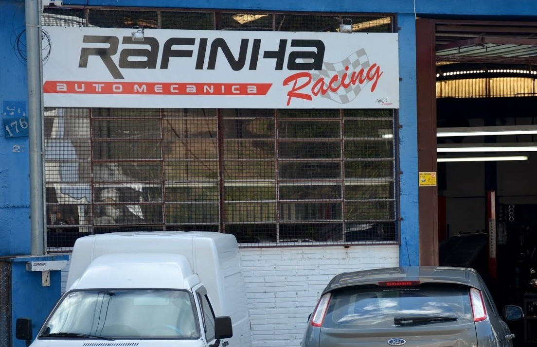 Rafinha Racing Automecânica está em novo endereço para melhor atender os clientes
