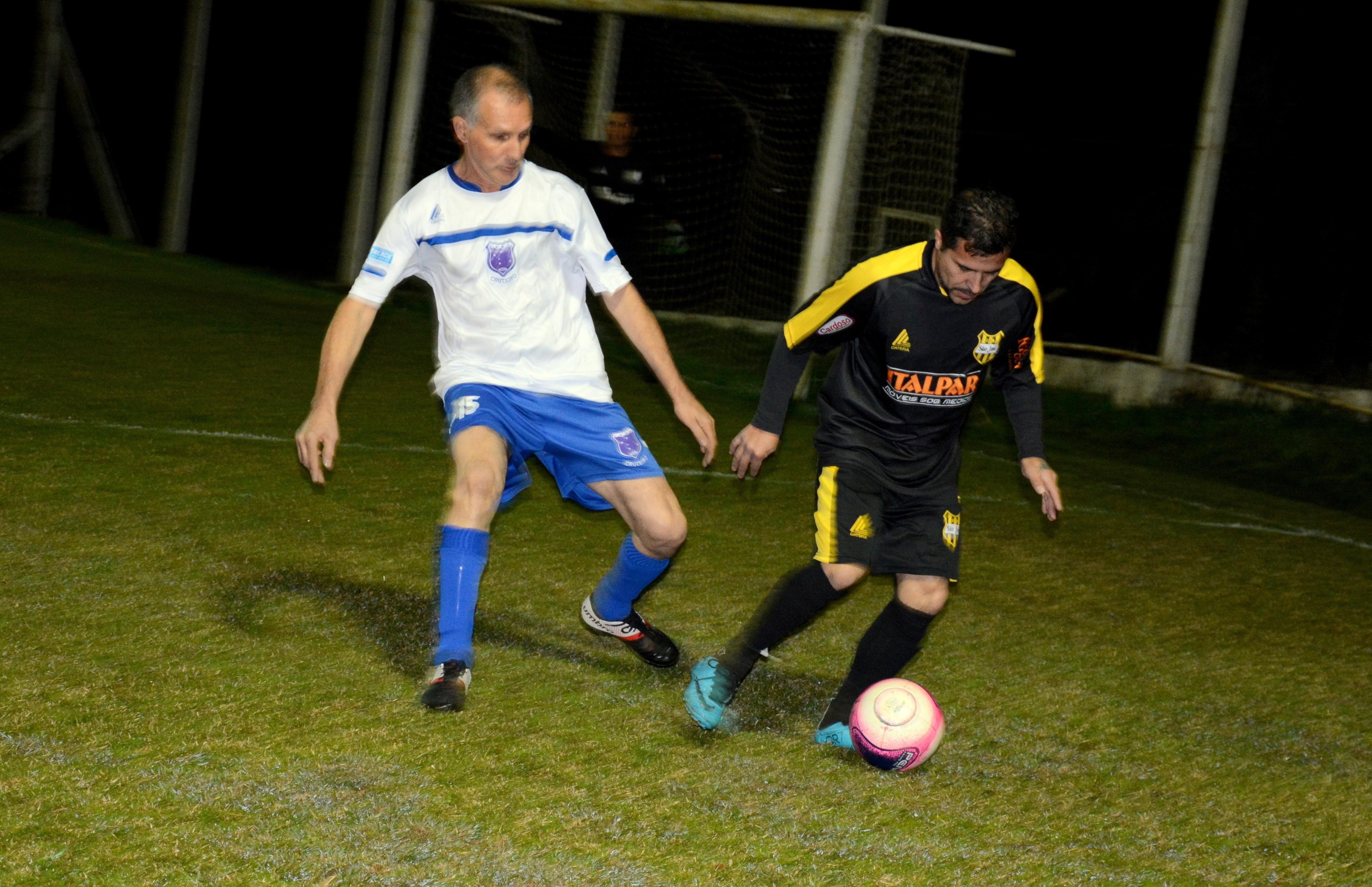 Futebol Sete Máster começa nesta terça-feira com a participação de sete equipes