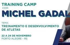 Instrutor de Tênis de Mesa participará de curso com técnico francês