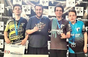 Rossini Júnior vence a 7ª edição da Copa das Raquetes em Caxias do Sul